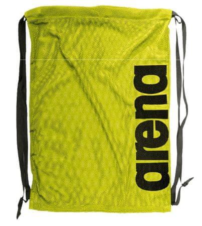 ARENA vrečka Fast Mesh, Fluo Yellow-Black, rumeno črna