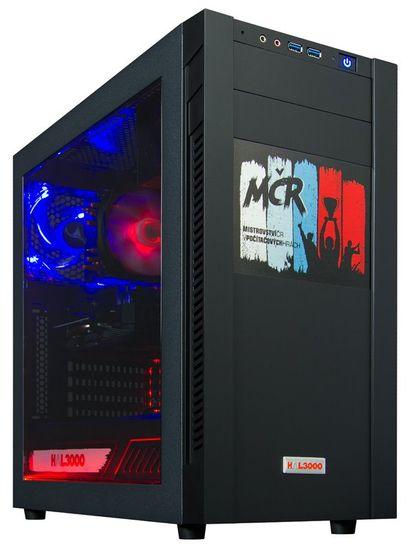 HAL3000 MEGA Gamer MČR SE (PCHS2351) - rozbaleno