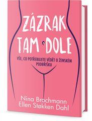 Brochmann Nina, Stokken Dahl Ellen,: Zázrak tam dole - Vše, co potřebujete vědět o ženském podbříšku