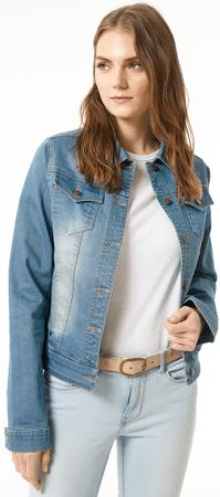 Jimmy Sanders női kabát S kék