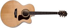 Washburn Heritage HJ40SCE-O-U Elektroakustická kytara