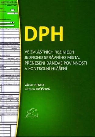 Benda Václav: DPH ve zvláštních režimech jednoho správního místa