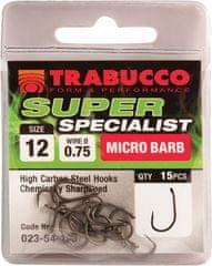 Trabucco Háčiky Super Specialist 15 ks