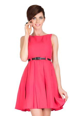 Numoco Sukienka damska 6-8, koralowy, XL
