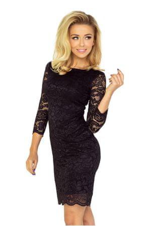 Numoco Sukienka damska 145-1, czarny, XL