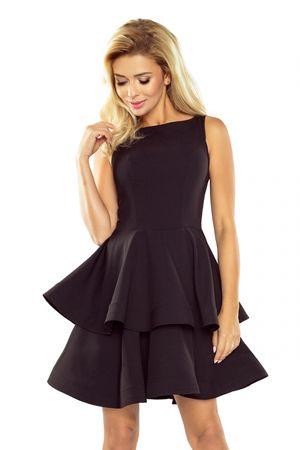 Numoco Női ruha 169-3, fekete, L