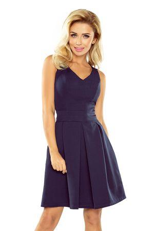 Numoco Női ruha 160-2, sötét kék, XL