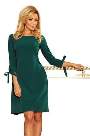 Numoco Női ruha 195-1, zöld, XL