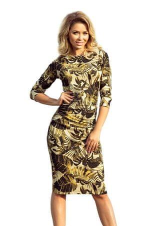 Numoco Női ruha 59-8, többszínű, M