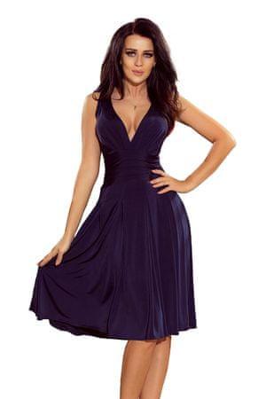 Numoco Női ruha 219-1, sötét kék, S