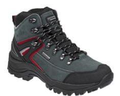 Bennon Treková kotníková obuv Salvador High s membránou zelená/šedá 37