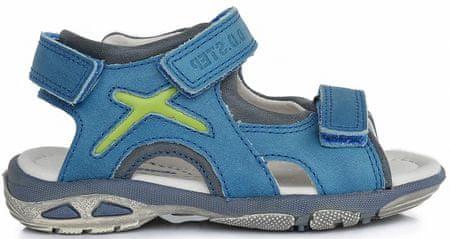 D-D-step fantovski sandali, 25, modri