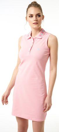 Jimmy Sanders sukienka damska XXL różowa