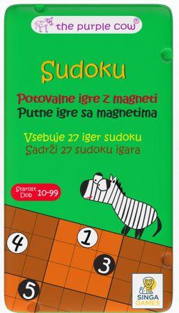 Purple Cow društvena igra sudoku