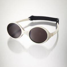Ki-ET-LA Dětské sluneční brýle Diabola (0-18 měsíců) - krémové
