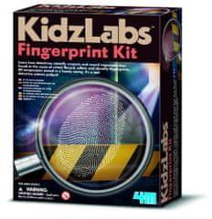 4M Set za odkrivanje prstnih odtisov