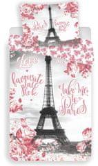 Jerry Fabrics Obliečky Paris roses
