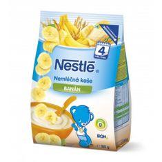 Nestlé Nemliečna kaša banánová, 180 g exp. 06/19