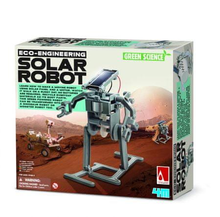 4M set za izradu solarnog robota