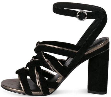 What For ženski sandali, 39, črni