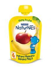 Nestlé NATURNES Banán Jablko 90 g exp. 05/2019