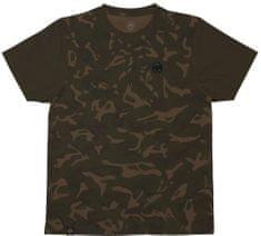 FOX Tričko Chunk Camo Khaki Edition T Shirt