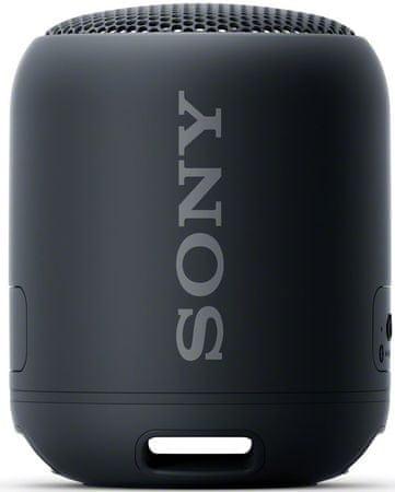 Sony SRS-XB12 prijenosni Bluetooth zvučnik, crna