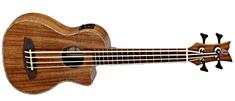 Ortega CAIMAN-BS-GB Basové ukulele