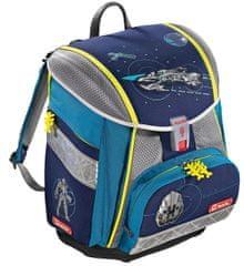 Step by Step Iskola táska TOUCH2 első osztályú - 4 részes készlet, Space Pirate, AGR tanúsítvány
