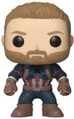 Funko POP Marvel Infinity War Captain America