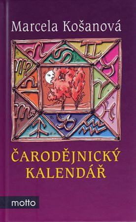 Košanová Marcela: Čarodějnický kalendář