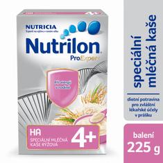 Nutrilon Proexpert mléčná HA kaše rýžová, 225g exp. 08/2019