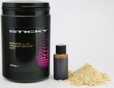 Sticky Baits Manilla Hookbait Kit Set 400 g