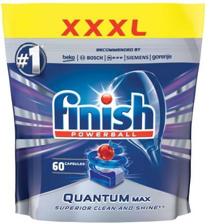 Finish Quantum Max 60 db