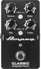 Ampeg Classic Basgitarový predzosilňovač