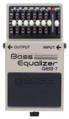 BOSS GEB 7 Basgitarový efekt