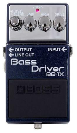 BOSS BB-1X Baskytarový efekt