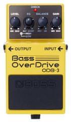 BOSS ODB 3 Basgitarový efekt