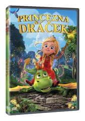 Princezna a dráček - DVD