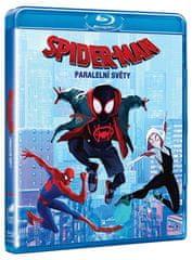 Spider-man: Paralelní světy - Blu-ray