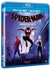 Spider-man: Paralelní světy 3D+2D (2 disky) - Blu-ray
