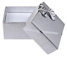 Jan KOS Dárková krabička na náušnice nebo prsten SG-2/AG