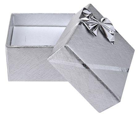 Jan KOS Darčeková krabička na náušnice alebo prsteň SG-2 / AG