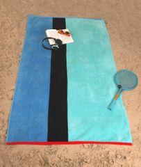 Jules Clarysse NV Plážová osuška St. Malo Modrá