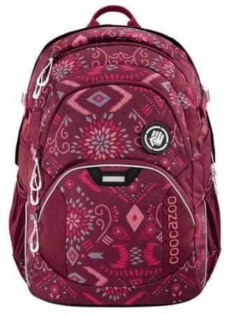 CoocaZoo plecak szkolny JobJobber2, Tribal Melange