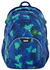 CoocaZoo plecak szkolny JobJobber2, Tropical Blue