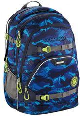 CoocaZoo plecak szkolny ScaleRale, Brush Camou, certyfikat AGR