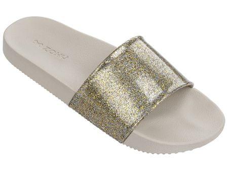 Zaxy Snap Glitter Slide Fem 82440-90287 Csillogó Gold (méret 35-36)