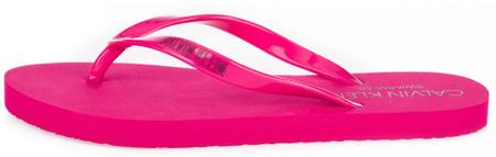 Calvin Klein dámské žabky 39/40 růžová