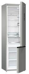 Gorenje kombinirani hladilnik NRK6202MX4